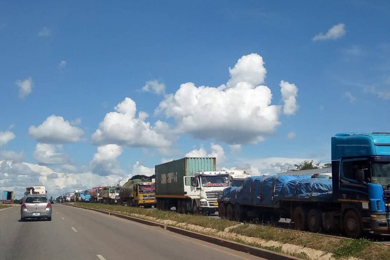 COVID-19: SADC Truck Drivers Refuse to Enter DRC Over Coronavirus Fears